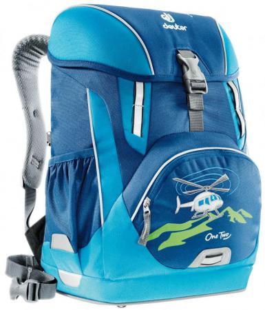 Школьный рюкзак Deuter OneTwo - Вертолет 20 л синий