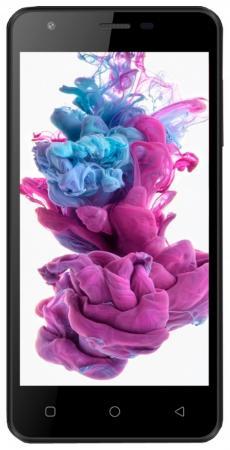 Смартфон Irbis SP57 черный 5 8 Гб LTE Wi-Fi GPS 3G смартфон irbis sp21 белый sp21w