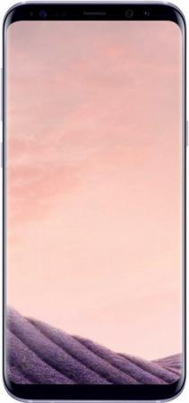 Смартфон Samsung Galaxy S8 мистический аметист 5.8 64 Гб NFC LTE Wi-Fi GPS 3G SM-G950FZVDSER samsung galaxy s8 128 гб мистический аметист