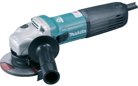 Купить со скидкой Углошлифовальная машина Makita GA5040C 125 мм 1400 Вт