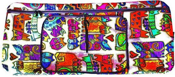 Чехол-портмоне Y-SCOO 125 Кошки разноцветный цена