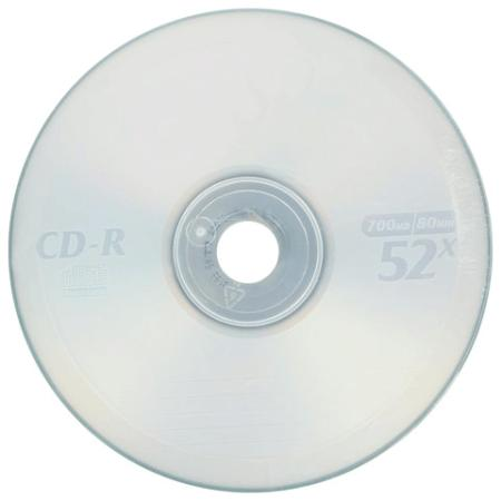 Диски CMC CD-R 80 52x Bulk 50шт CD-R 80 52x Bulk/50