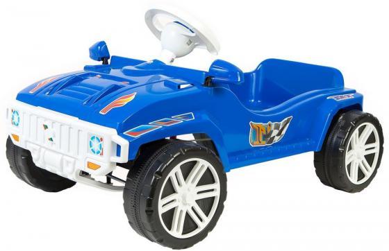 Машина педальная RT RACE MAXI Formula 1 цв. синий ОР792 цена