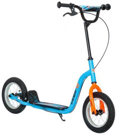"""Самокат двухколёсный Velolider COOL 12"""" 166608 12"""" синий велосипед velolider lider stark 12 двухколёсный 12u 009yh желтый черный"""
