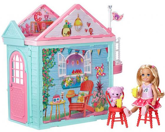 Домик Челси Mattel Barbie mattel barbie fdb33 барби челси и набор мебели