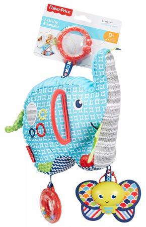 Интерактивная игрушка Fisher Price «Слоненок» с рождения разноцветный