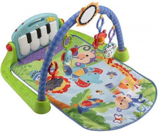 Игрушка Fisher-Price Пианино 0746775381790 jarred kriz fisher investments on financials