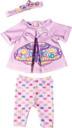 Одежда для кукол Zapf Creation Baby born - Удобная одежда для дома 823545 одежда для женщин