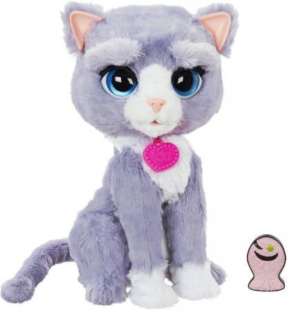 Интерактивная игрушка Hasbro FurReal Frends котенок Бутси B5936 от 4 лет разноцветный hasbro интерактивная игрушка смешливая обезьянка с 4 лет