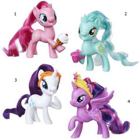 Игровой набор HASBRO Май Литл Пони - Пони-подружки искорку пони