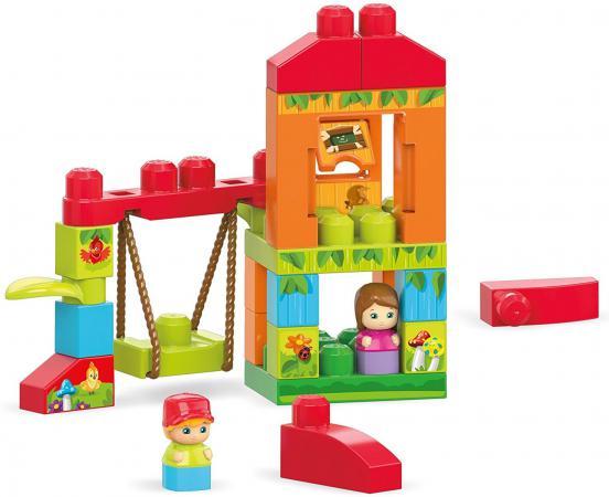 Конструктор MEGA BLOKS First Builders Веселые качели 29 элементов halo mega bloks police mini figure