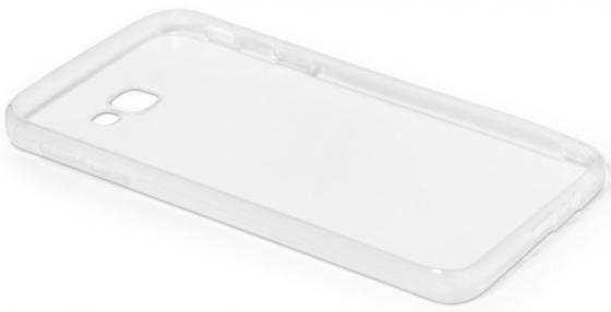 Чехол силиконовый DF sCase-38 для Samsung Galaxy A3 2017 mooncase slim leather side flip wallet card slot pouch with kickstand shell back чехол для samsung galaxy a3 purple