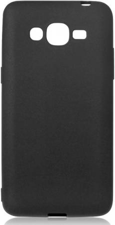Чехол силиконовый DF sColorCase-02 для Samsung Galaxy J2 Prime/Grand Prime 2016 черный силиконовый чехол с рамкой для samsung galaxy j2 prime grand prime 2016 df scase 36 black