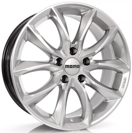 Диск MOMO SCREAMJET 7xR16 5x114.3 мм ET35 Hypersilver литой диск megami mgm 7 6x14 4x98 d58 6 et35 s