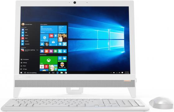Моноблок 19.5 Lenovo IdeaCentre 310-20IAP 1440 x 900 Intel Pentium-J4205 4Gb 500Gb Intel HD Graphics 505 DOS белый F0CL002URK моноблок lenovo ideacentre 310 20iap 19 5 intel j4205 4gb 500gb dos black
