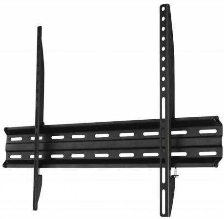 Кронштейн HAMA H-118107 черный для ЖК ТВ 81-190 настенный фиксированный max 40 кг