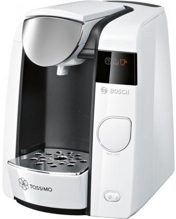 Кофемашина Bosch TAS4504 1300 Вт белый кофемашина bosch tas4504 1300 вт белый
