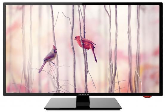 Телевизор 19 Thomson T19E21DH-01B черный 1366x768 50 Гц HDMI VGA SCART USB thomson t 32 d 16 dh 01 b