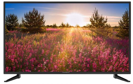 Телевизор 28 Thomson T28D21DH-01B черный 1366x768 50 Гц SCART VGA USB жк телевизор thomson t19e21dh 01b
