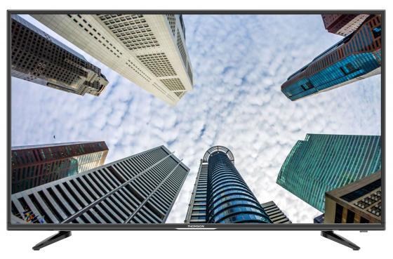 Телевизор 32 Thomson T32D22DH-01B черный 1366x768 SCART USB VGA S/PDIF телевизор led 32 lg 32lx341c черный 1920x1080 50 гц scart vga s pdif usb