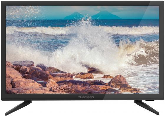 """Телевизор 24"""" Thomson T24D16DH-02B черный 1366x768 50 Гц USB VGA HDMI SCART"""