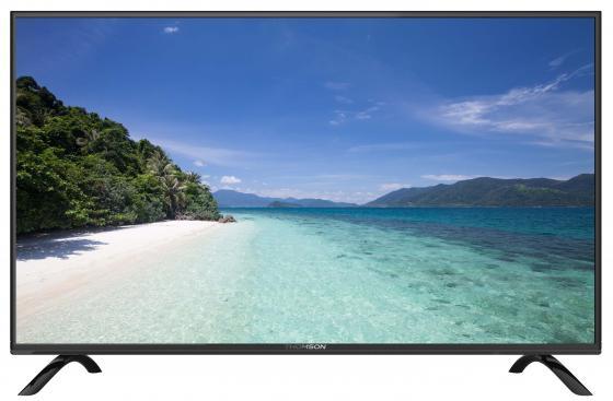 Телевизор 40 Thomson T40D21SF-01B черный 1920x1080 VGA RJ-45 S/PDIF жк телевизор thomson t19e21dh 01b