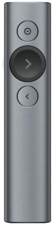 Универсальный пульт Logitech Spotlight серый 910-004861 цена и фото