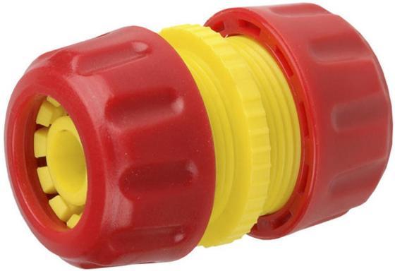 Муфта Grinda из ударопрочной пластмассы шланг-шланг 3/4 8-426343_z01 муфта шланг шланг с усиленным пластиком grinda 8 426242 z01