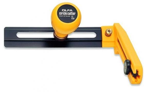 Нож Olfa циркульный с сегментированным лезвием 18х100х0.5мм диаметр реза 70-300мм OL-CMP-2 olfa ol s