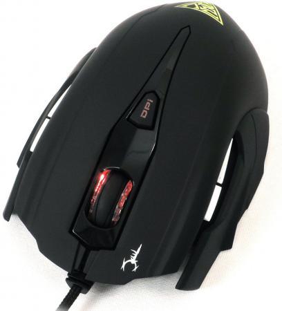 Мышь проводная GAMDIAS Hades Optical (GMS7001) чёрный USB цена и фото