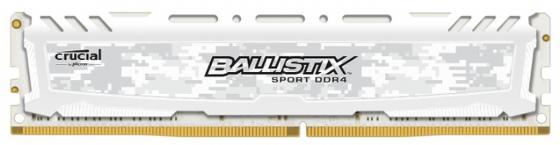 Оперативная память 4Gb PC4-21300 2666MHz DDR4 DIMM Crucial BLS4G4D26BFSC оперативная память 4gb pc4 21300 2666hz ddr4 dimm crucial ble4g4d26afea