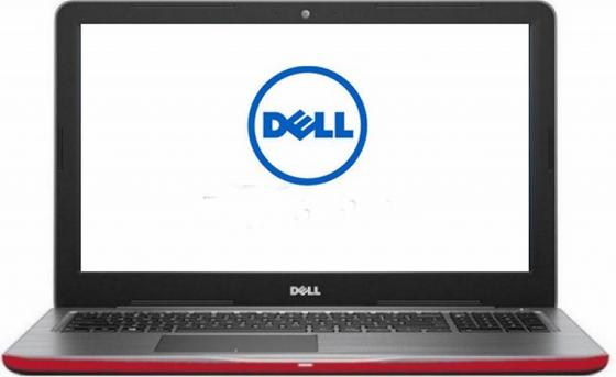 Ноутбук DELL Inspiron 5565 15.6 1366x768 AMD A10-9600P 1 Tb 8Gb Radeon R7 M445 4096 Мб красный Windows 10 Home 5565-8586 new bottom base box for dell inspiron 15 5000 5564 5565 5567 base cn t7j6n t7j6n