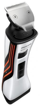 цена на Триммер Philips QS6141/32 серебристый черный