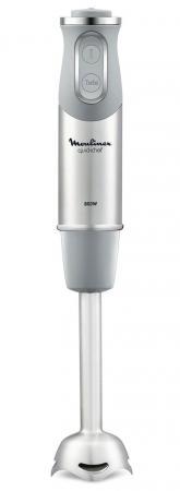 Блендер погружной Moulinex Cuickchef DD65CD32 800Вт белый блендер погружной moulinex dd600139 350вт белый