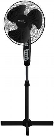 Вентилятор напольный Scarlett SC-SF111B07 45 Вт напольный вентилятор sinbo sf 6710