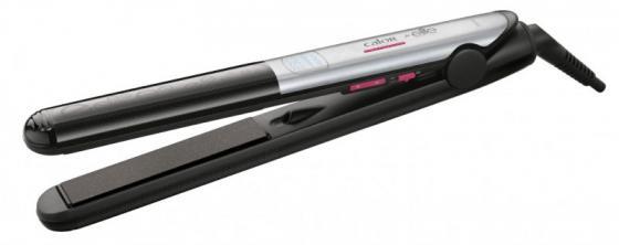 Выпрямитель для волос Rowenta Liss&Curl Keratin Tourmaline SF4522D0 Вт чёрный