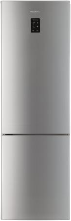Холодильник DAEWOO RNV3310ECH серебристый холодильник daewoo fgk51efg двухкамерный серебристый
