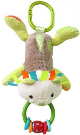 Развивающая игрушка Жирафики подвеска-погремушка Львенок Леси 939462 жирафики игрушка подвеска львенок 93929
