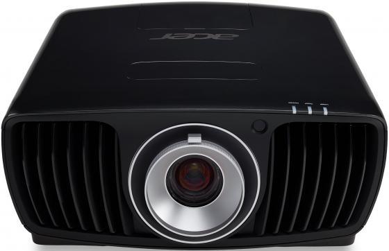 где купить Проектор Acer V9800 3840x2160 2200 люмен 1000000:1 черный MR.JNW11.001 дешево