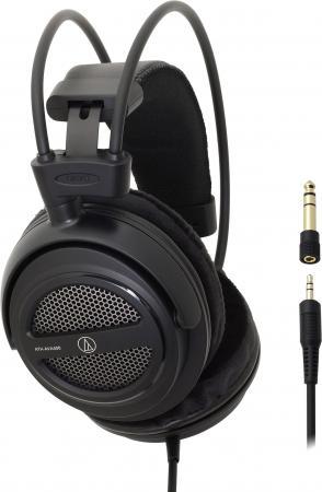 Наушники Audio-Technica ATH-AVA400 black охватывающие наушники audio technica ath ad700x black