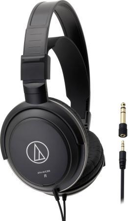 Наушники Audio-Technica ATH-AVC200 черный