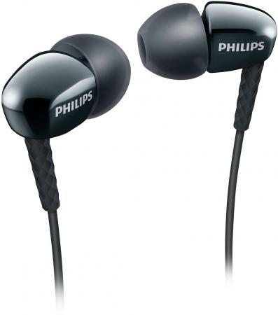 Наушники Philips SHE3900BK/00 черный наушники philips shb5850bk 51 00 черный