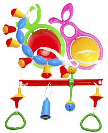 Набор погремушек АЭЛИТА Первая игрушка 2С346 книги издательство аст первая энциклопедия для самых маленьких