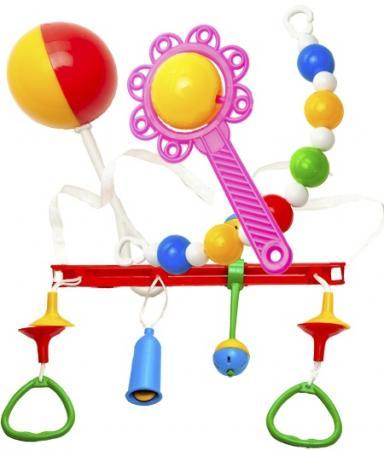 Набор погремушек АЭЛИТА Беззаботное время  2С347 нтм игрушка пластм набор погремушек 4602010375831 мульт