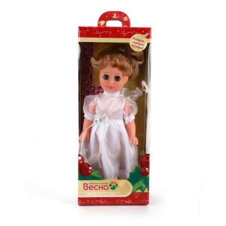 Кукла ВЕСНА Алла 10 35 см В2149 весна кукла алла цвет одежды белый оранжевый