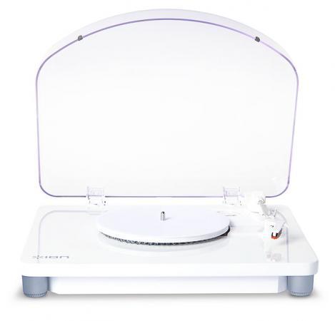 Виниловый проигрыватель ION Audio Photon LP белый ion audio pure lp red виниловый проигрыватель