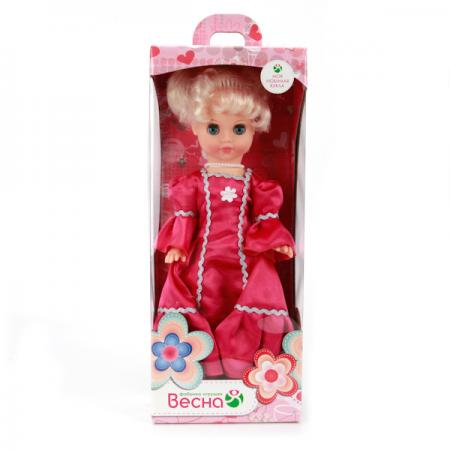 Кукла ВЕСНА Мила 4 38.5 см В648 кукла алла весна