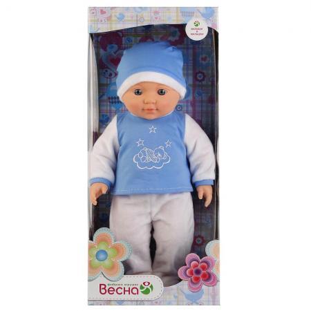 Кукла ВЕСНА Пупс 7 42 см В2992 кукла весна влада 7