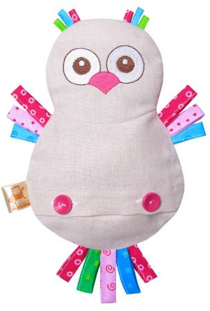 Развивающая игрушка МЯКИШИ Доктор Мякиш — Сова 241 мякиши игрушка грелка доктор мякиш сова