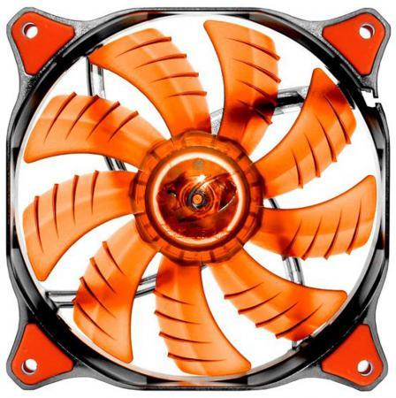 Вентилятор COUGAR CF-D12HB-R 120x120x25мм 3pin 1200rpm красный
